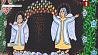 Традиция создания рисованных ковров в Глубоком признана историко-культурной ценностью