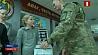 "К марафону добрых дел ""Наши дети"" присоединились военные Да марафона добрых спраў ""Нашы дзеці"" далучыліся вайскоўцы"