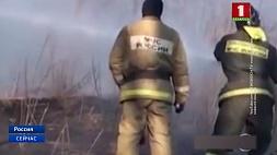 В Приморском крае России раньше времени начались лесные пожары У Прыморскім краі Расіі раней за звычайнае пачаліся лясныя пажары