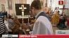 Католики отмечают светлый праздник Пасхи  Каталікі адзначаюць светлае свята Вялікадня