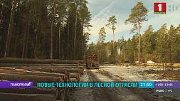 В лесхозах Беларуси тестируют электронную систему учета древесины У лясгасах Беларусі тэсціруюць электронную сістэму ўліку драўніны Forest enterprises of Belarus test electronic timber accounting system