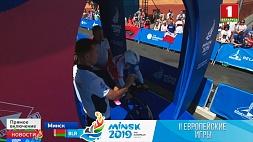 В центре Минска заканчивается мужская гонка с раздельным стартом У цэнтры Мінска заканчваецца  мужчынская гонка з паасобным стартам