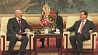День большой политики в Китае Дзень вялікай палітыкі ў Кітаі Belarusian President meets with Chinese leader Xi Jinping