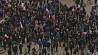 Волна демонстраций прокатилась по Европе Хваля дэманстрацый пракацілася па Еўропе