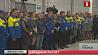 Президент пообщался с сотрудниками Белгипса Прэзідэнт пагутарыў з супрацоўнікамi Белгіпса