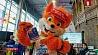 Талисман II Европейских игр - лисенок Лесик - занял первое место  в конкурсе на олимпийском фестивале в Литве Талісман II Еўрапейскіх гульняў - лісянё Лесік - заняў першае месца ў конкурсе на алімпійскім фестывалі ў Літве