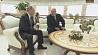 Александр Лукашенко отмечает необходимость снятия ограничений во взаимной торговле с Россией  Аляксандр Лукашэнка адзначае неабходнасць здымання абмежаванняў ва ўзаемным гандлі з Расіяй  Alexander Lukashenko calls for lifting restrictions in mutual trade with Russia