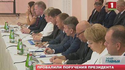 Александр Лукашенко посетил с масштабной проверкой Оршанский регион
