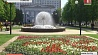33 столичных фонтана проснулись после зимы 33 сталічныя фантаны прачнуліся пасля зімы