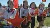 95-летие отмечает Белорусская пионерская организация 95-годдзе адзначае Беларуская піянерская арганізацыя