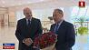 Александр Лукашенко провел встречу с экс-президентом Кыргызстана Курманбеком Бакиевым