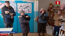 В Столбцовском районе продолжается вакцинация домашних животных У Стаўбцоўскім раёне працягваецца вакцынацыя хатніх жывёл