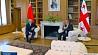 Минск и Тбилиси открывают новую страницу в двусторонних отношениях Мінск і Тбілісі адкрываюць новую старонку ў двухбаковых адносінах
