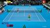 Белорусские теннисистки всухую одолели Германию в матче первого раунда Кубка Федерации Беларускія тэнісісткі ўсухую адолелі Германію ў матчы першага раўнда Кубка Федэрацыі Belarusian tennis players overcame Germany in  first round game of Federation Cup