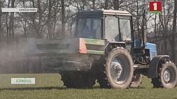 Аграрии Беларуси включились в самую массовую кампанию весны-2020 - посевную Аграрыі Беларусі ўключыліся ў самую масавую кампанію вясны-2020 - пасяўную