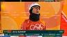 Сегодня в Пхенчхане за выход в финал сражались лыжные акробаты Сёння ў Пхёнчхане за выхад у фінал змагаліся лыжныя акрабаты