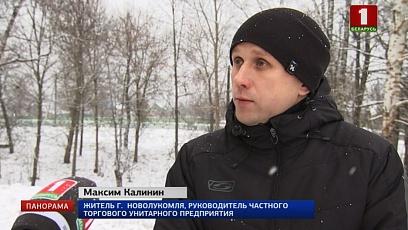 Бизнесмен из Чашникского района дарит вторую жизнь пустующим зданиям