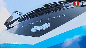В Минске на маршрут выехал новый электро-транспорт