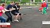 Профессиональная подготовка спортсменов ведется в Белорусском государственном университете физической культуры Прафесійная падрыхтоўка спартсменаў вядзецца ў Беларускім дзяржаўным універсітэце фізічнай культуры