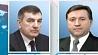 Сегодня назначены руководители двух ключевых ведомств Сёння прызначаны кіраўнікі двух ключавых ведамстваў Heads of key institutions appointed