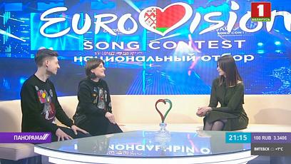 """Представители Беларуси на """"Евровидении-2020""""  - дуэт VAL  в рубрике """"Гость"""""""