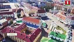В Минске активно проводят озеленение территорий У сталіцы зараз актыўна праводзяць азеляненне тэрыторый