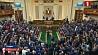 Парламент Египта проголосовал за поправки в Конституцию Парламент Егіпта прагаласаваў за папраўкі ў Канстытуцыю