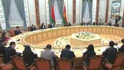 Пресс-конференция Президента Республики Беларусь А.Г.Лукашенко представителям СМИ Китайской Народной Республики. Телеверсия
