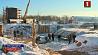 В Костюковичах идет масштабное строительство новой котельной У Касцюковічах ідзе маштабнае будаўніцтва новай кацельні