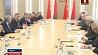 Турецкий премьер встретился и с главами двух палат белорусского парламента Турэцкі прэм'ер сустрэўся і з кіраўнікамі дзвюх палат беларускага парламента Prime Minister of Turkey meets with heads of two chambers of Belarusian parliament