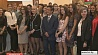 Белорусские студенты вернулись из Китая  Беларускія студэнты вярнуліся з Кітая