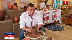 Изделия ручной работы будут представлены на ярмарке во время II Европейских игр Вырабы ручной работы прапануюць на кірмашы падчас спартыўнага форуму