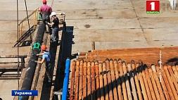 Белорусские нефтяники установили рекорд в Украине Беларускія нафтавікі ўстанавілі рэкорд ва Украіне