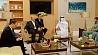 Большой прорыв вписан в историю отношений Беларуси и ОАЭ Вялікі прарыў упісаны ў гісторыю адносін Беларусі і ААЭ Alexander Lukashenko's visit to UAE marks breakthrough in Belarus-UAE relations