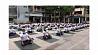 Полицейские Бангладеша борются с коронавирусом при помощи йоги