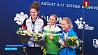 Ирина Просенцова - бронзовый призер чемпионата Европы по современному пятиборью Ірына Прасянцова - бронзавы прызёр чэмпіянату Еўропы па сучасным пяцібор'і