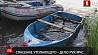 Помощь спасателей понадобилась рыбаку, который перевернулся на лодке в Шкловском районе