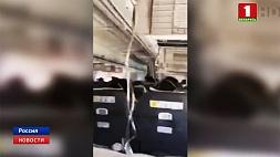 """""""Боинг 737"""" экстренно приземлился во Внукове """"Боінг 737"""" экстранна прызямліўся ва Унукаве"""