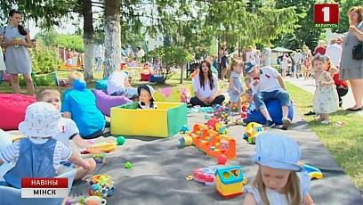 В День Независимости в белорусской столице родилось 48 малышей