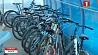 В Минске планируют оборудовать 10 велогаражей на платных парковках для автомобилей У Мінску плануюць абсталяваць 10 велагаражоў на платных паркоўках для аўтамабіляў