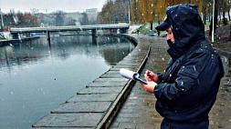 В Минске следователи работают на месте обнаружения тела женщины