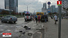В  результате  аварии на проспекте Победителей пострадал мужчина
