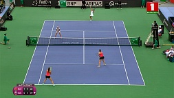 Успешно стартовала на Australian Open и Лидия Морозова Паспяхова стартавала на Australian Open і Лідзія Марозава Lidziya Marozava successfully starts at Australian Open