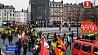 Во Франции не утихают забастовки У Францыі не спыняюцца забастоўкі