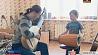 Старинные музыкальные инструменты эпохи Средневековья воссоздают пинские мастера Старажытныя музычныя інструменты эпохі Сярэднявечча ўзнаўляюць пінскія майстры