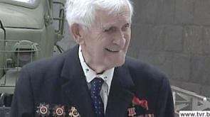 Герой войны, связист Красной Армии Петр Орлов. Прорвался в горящий Минск, освобождал Берлин, а 9 мая встретил в Бранденбурге.