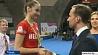 Еще по медали на Всемирных играх во Вроцлаве завоевали Екатерина Галкина и Дмитрий Гаврилов