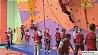 Искусственные скалы и утесы в обычном спортзале Штучныя скалы і ўцёсы ў звычайнай спартзале