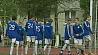 День футбола и дружбы накануне объединил юных игроков двух клубов Дзень футбола і сяброўства напярэдадні аб'яднаў юных гульцоў двух клубаў
