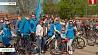 В Заславле прошел масштабный велокарнавал У Заслаўі прайшоў маштабны велакарнавал